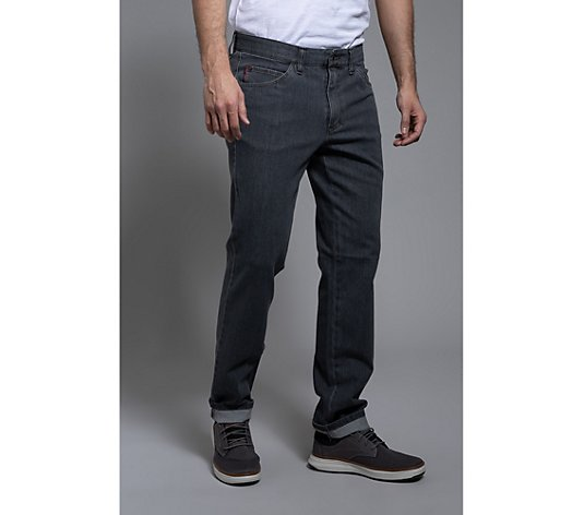 CLUB OF COMFORT® Jeanshose Marvin Chino-Style 360° Stretch formstabil