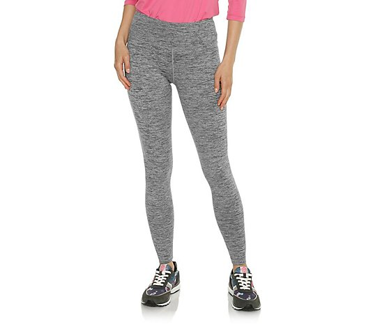 BARBARA BECKER MIAMI FIT, Fitnessleggings Funktionsjersey breiter Bund