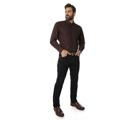 CLUB OF COMFORT® Jeanshose John gerades Bein 360° Stretch comfort fit