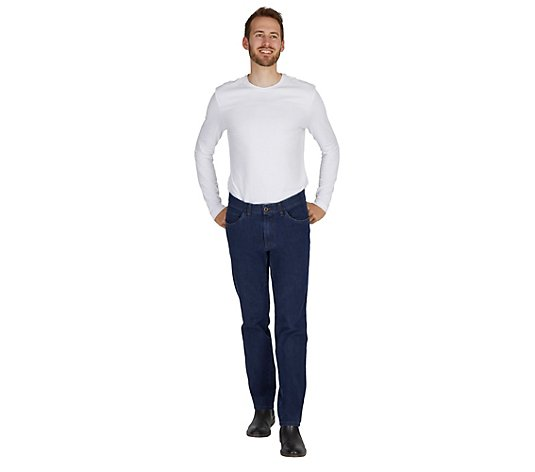 CLUB OF COMFORT® Jeanshose Marvin 5-Pocket-Style 360° Stretch formstabil
