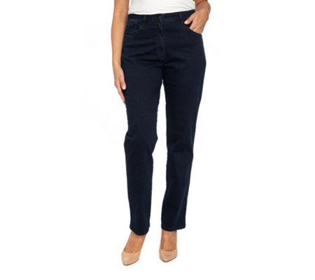 RAPHAELA by BRAX Jeans Corry hoch elastisch Five Pocket Style Comfort Plus