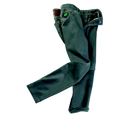 CLUB OF COMFORT® Herrenhose Henry 5-Pocket-Style Komfortbund Baumwoll-Stretch