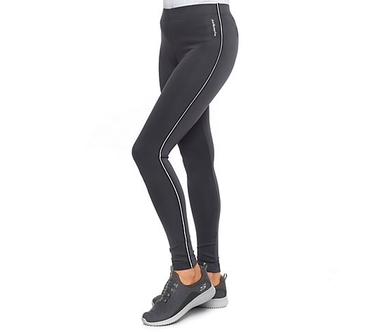 BARBARA BECKER MIAMI FIT, Leggings Jerseyqualität Galonstreifen