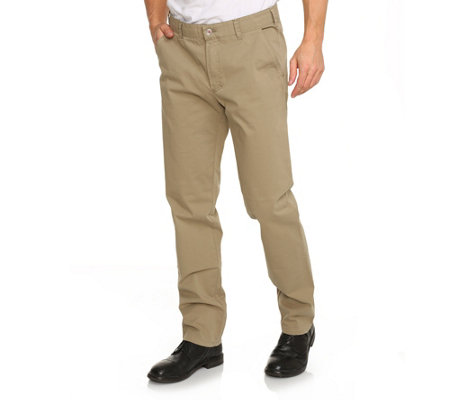 CLUB OF COMFORT® Herrenhose Garvey Chino-Style Slim-Fit hochelastisch