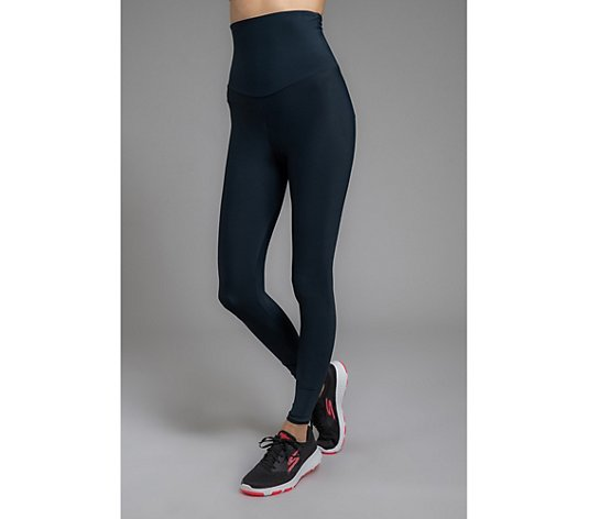 PROSKINS by Barbara Klein High Waist Leggings uni Anti-Cellulite