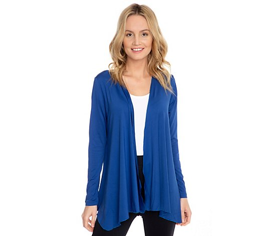 NIKKI POULOS Longcardigan Jacklyn Duster 1/1-Arm offene Front