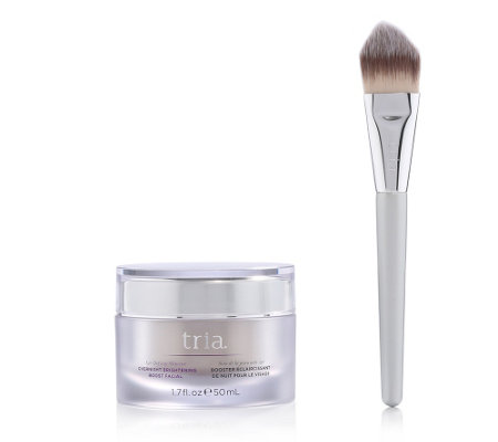 TRIA Overnight Brightening Boost Facial Über-Nacht-Maske 50ml