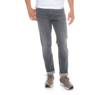 THOM by Thomas Rath Menswear, Jeanshose 5-Pocket-Style moderne Waschung