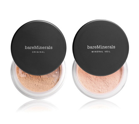 bareMinerals® Complexion Perfection mit Deluxe Original Foundation 16g & Mineral Veil 18g