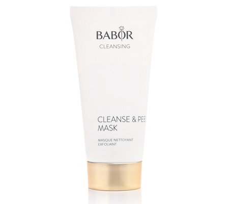 BABOR Cleansing Cleanse & Peel Maske 50ml