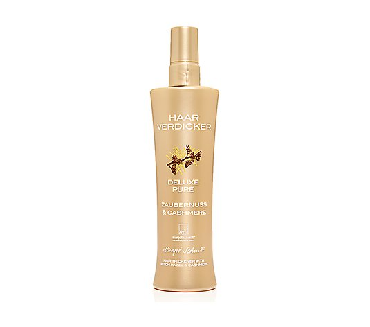 MARGOT SCHMITT Deluxe Pure Cashmere Haarverdicker mit Hamamelis, 200ml