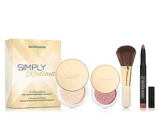 bareMinerals® 5 Minuten Make-up Geschenk-Set 4tlg.