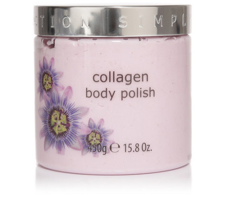SBC COLLAGEN Körperpeeling 450g