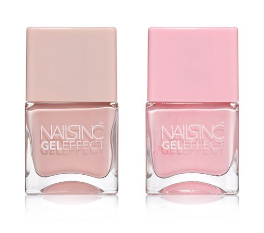NAILS.INC® Gel Effect Nagellack 2x 14ml