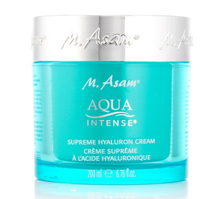 M.ASAM® AQUA INTENSE® Supreme Hyaluron Cream 200ml Sonderedition