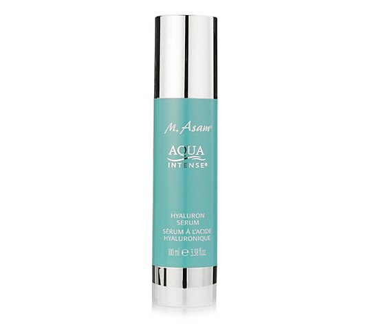 M.ASAM® Aqua Intense® Hyaluron Serum 100ml Sonderedition
