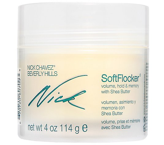 NICK CHAVEZ® Soft Flocker Styling Cream für alle Haar- typen, 114g