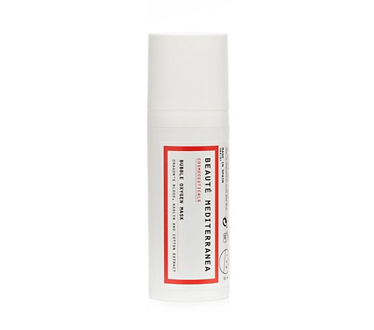 BEAUTE MEDITERRANEA Gesichtsmaske Bubble Oxygen Mask 50ml