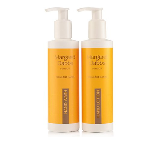MARGARET DABBS LONDON hydratisierende Handlotion & -seife je 200ml