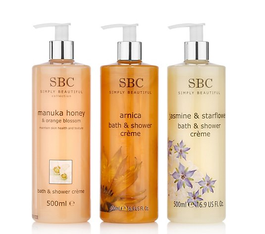 SBC Shower Collection Arnika, Jasmin & Manuka Honey je 500ml