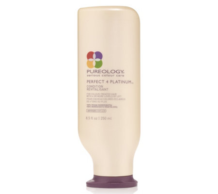 PUREOLOGY BY L'ORÉAL PROFESSIONELLE PROD. Perfect 4 Platinum Conditioner 250ml