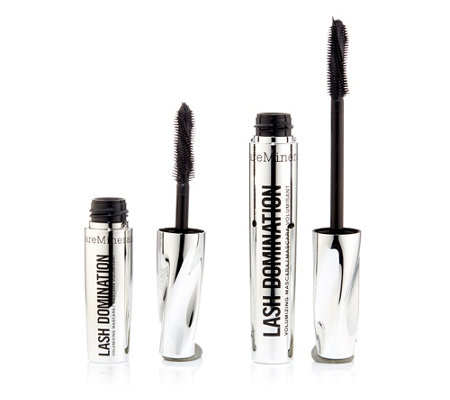 bareMinerals® Make Mine a Double Lash Domination Mascara Duo 11ml & 5,5ml