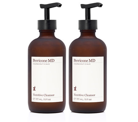 DR. PERRICONE Nutritive Cleanser-Duo je 177ml
