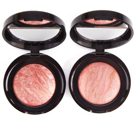 LAURA GELLER Blush & Brighten Rouge Duo 2x 4,5g