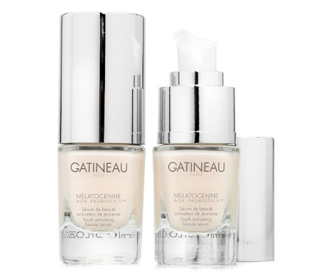 GATINEAU Mélatogénine AOX Probiotocs Youth Serum 2x 15ml
