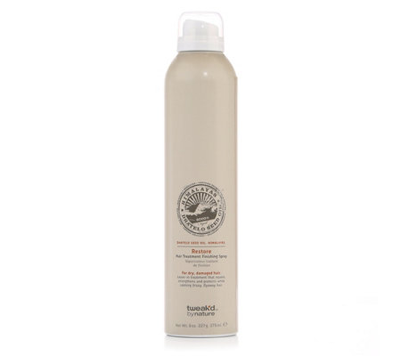 TWEAK'D™ BY NATURE Restore Hair Treatment Finishing Spray 227g