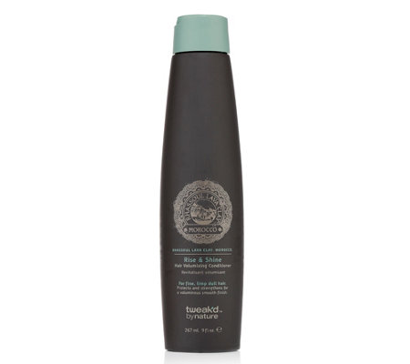 TWEAK'D™ BY NATURE Rhassoul Volumen Conditioner 267ml