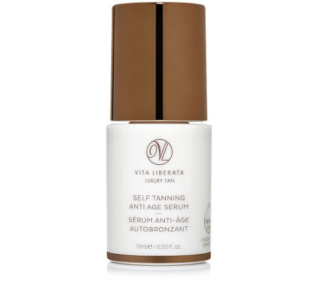 VITA LIBERATA Self Tanning Anti-Age-Serum 15ml