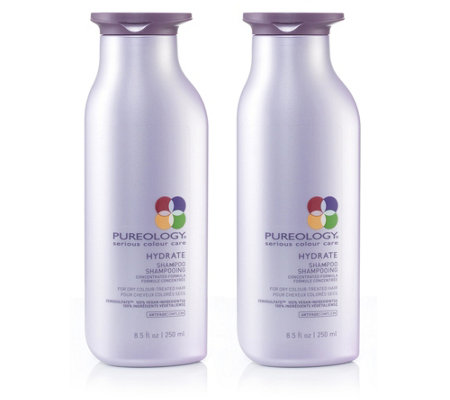 PUREOLOGY BY L'ORÉAL PROFESSIONELLE PROD. Hydrate Shampoo Duo je 250ml