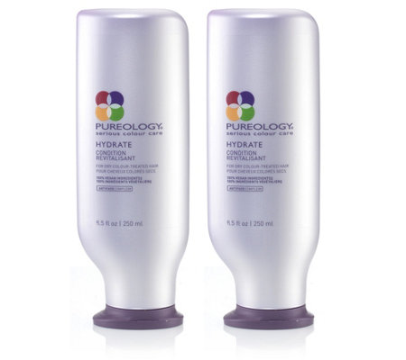 PUREOLOGY BY L'ORÉAL PROFESSIONELLE PROD. Hydrate Conditioner Duo je 250ml