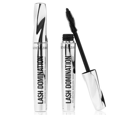 bareMinerals® Lash Domination Mascara-Duo für Volumen