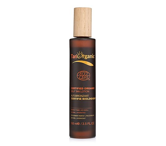 TANORGANIC Self-Tan Lotion Körper- Bräunungslotion 100ml