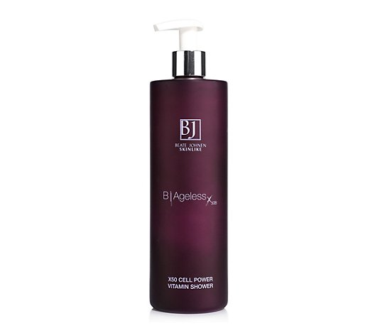 BEATE JOHNEN SKINLIKE BJ Ageless X50B Cell Power Vitamin Shower 500ml