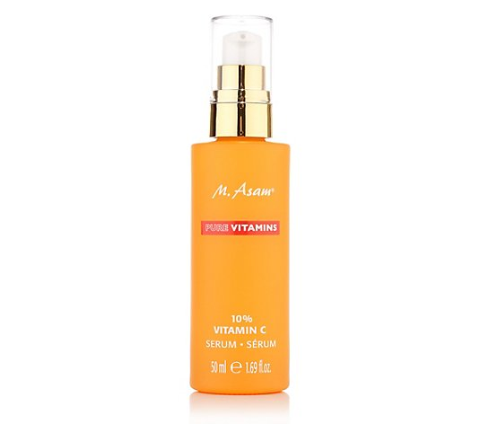 M.ASAM® Pure Vitamins Vitamin C Serum mit Triple Vitamin C 50ml