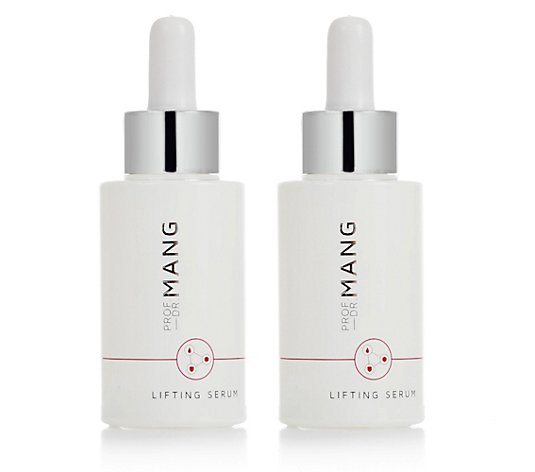 PROF. DR. MANG Lifting Serum mit Rotalgen & Silizium-Duo je 30ml