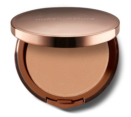 NUDE BY NATURE Flawless Pressed Puder Foundation 10g