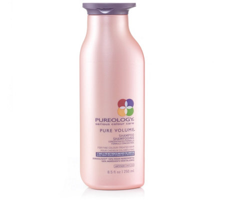 PUREOLOGY BY L'ORÉAL PROFESSIONELLE PROD. Pure Volume Shampoo für feines Haar 250ml