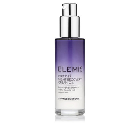 ELEMIS Peptide4 Night Recovery Creme-Öl 30ml