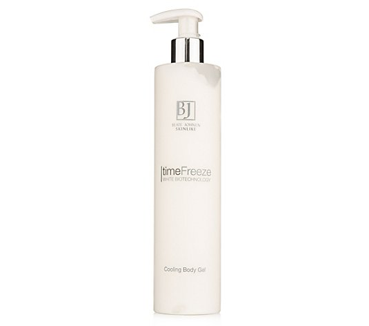 BEATE JOHNEN SKINLIKE Time Freeze White Biotechnology Cooling Body Gel 400ml