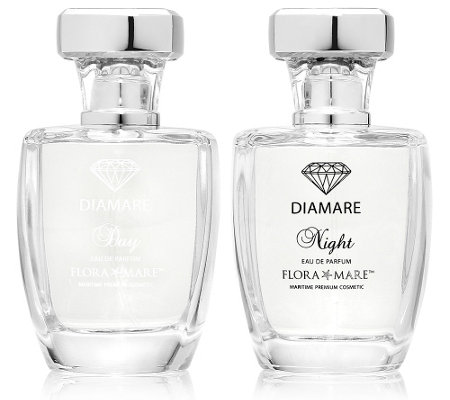 FLORA MARE DIAMARE Eau de Parfum Night & Eau de Parfum Day je 100ml