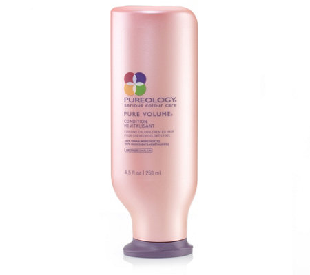 PUREOLOGY BY L'ORÉAL PROFESSIONELLE PROD. Pure Volume Conditioner für feines Haar, 250ml