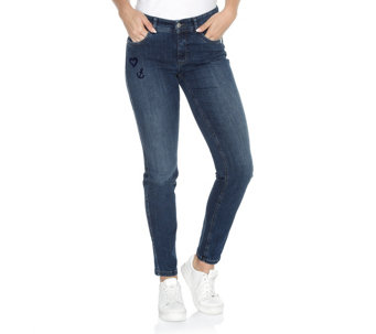 kommt an attraktive Farbe Rabatt Jeans online kaufen — QVC.de