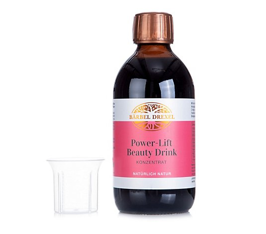BÄRBEL DREXEL Power-Lift Beauty Drink mit Collagen, Hyaluron, Kupfer & Vitamin C, 300ml