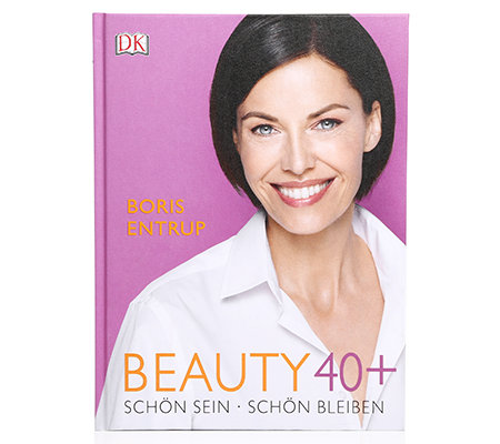 BORIS ENTRUP Beauty 40+ Make-up Buch 160 Seiten