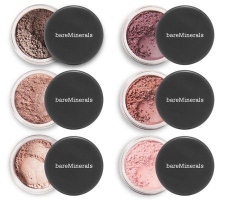 bareMinerals® Ultimate Eyes Set mit losen Lidschattenpuder 6x0,57g