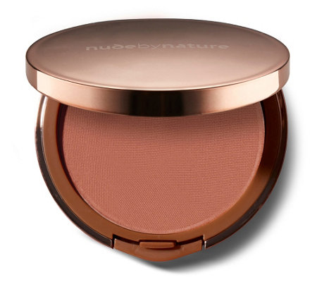 NUDE BY NATURE Cashmere Pressed Blush 6g